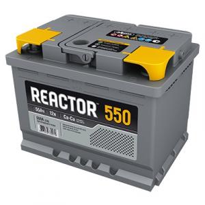 Аккумулятор Reactor Евро 55 о/п