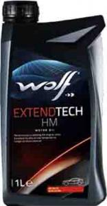 Масло моторное WOLF EXTENDTECH HM 10W-40 п/синт. API SM/CF 1л