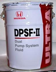 Масло трансмиссионное Honda DPSF-II 4WD  для задн, редукт. 20л (розлив)